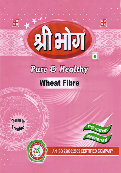Shreebhog Wheat fibre
